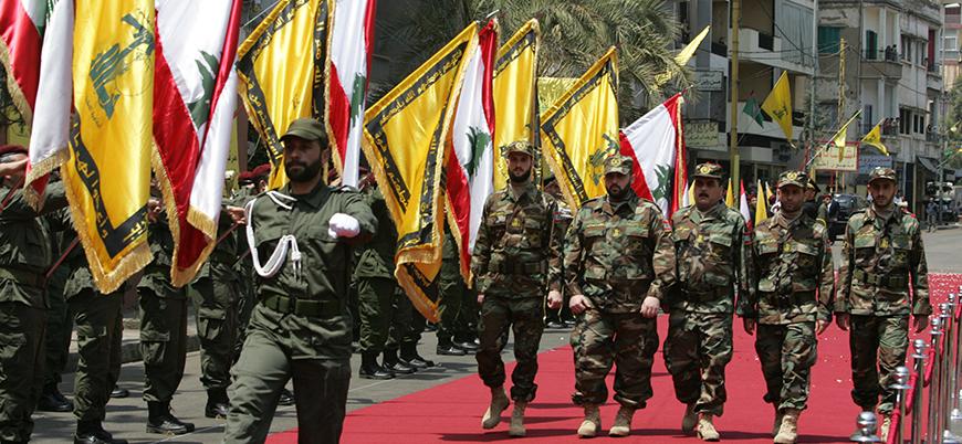 Lübnan'da İran'a karşı 'ulusal cephe' çağrısı