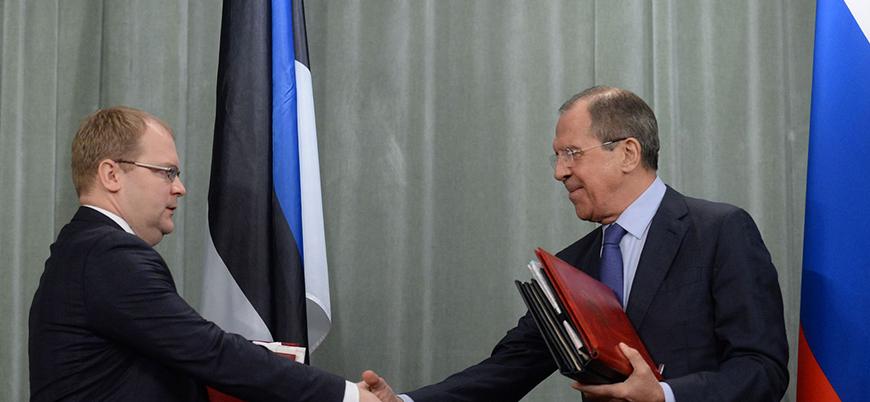Estonya Rusya'dan 1.2 milyarlık 'işgal tazminatı' istiyor