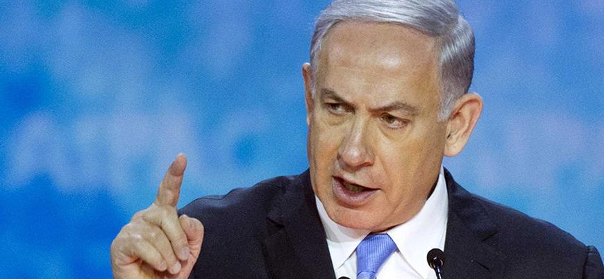 Netanyahu'dan Gazze'ye askeri operasyon tehdidi