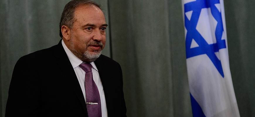 Liberman: Gazze'ye en ağır şekilde saldırmalıyız