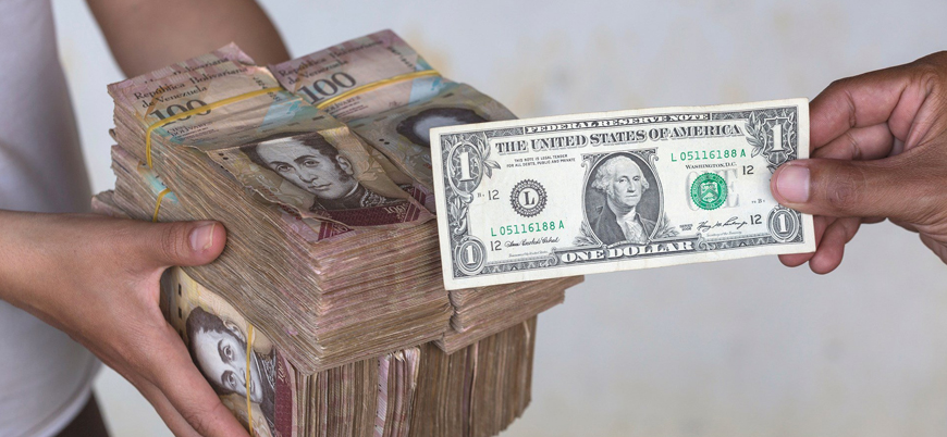 Venezuela bankacılık işlemlerinde doları bırakıyor