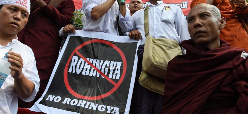 Radikal Budistler Myammar ordusunun katliamına sahip çıktı