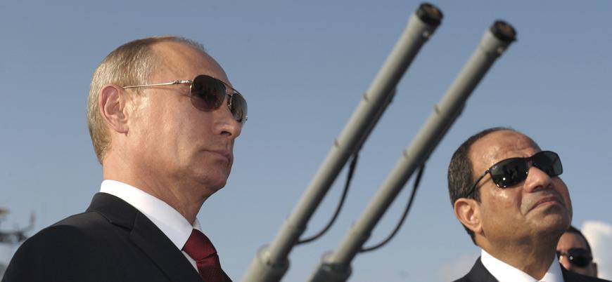 Rusya ile Mısır arasında kritik ortaklık anlaşması
