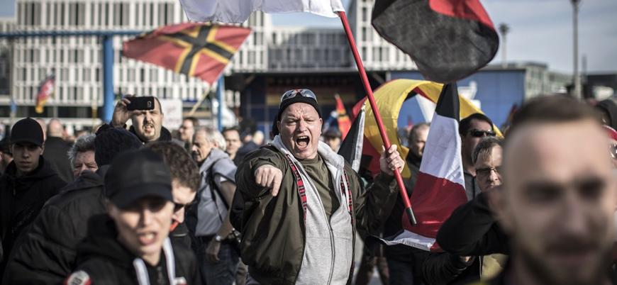 Almanya'da 6 ayda 106 ırkçı saldırı gerçekleşti