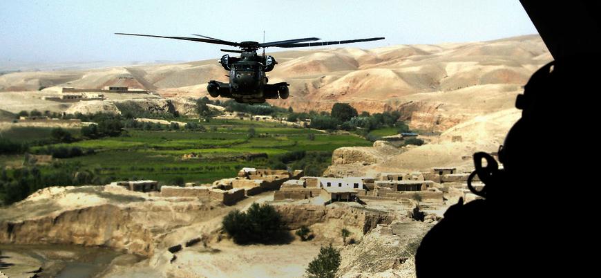 Afganistan'ın kuzeyinde Alman helikopterine saldırı