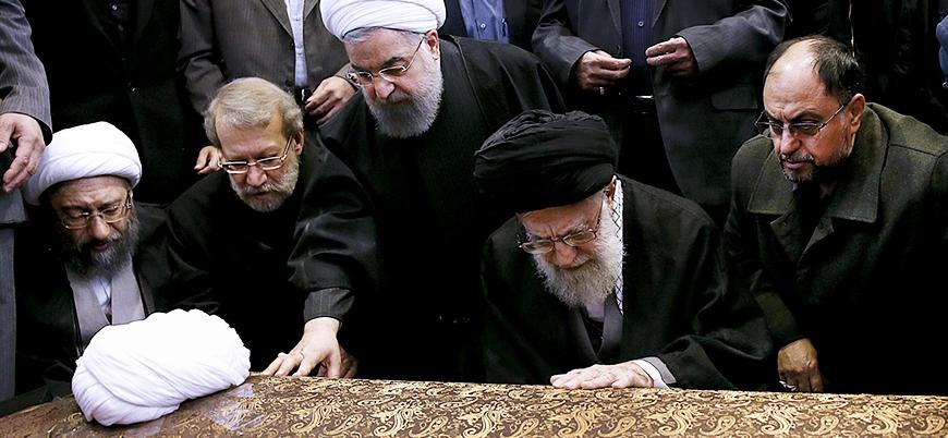 """İranlı idarecilerin çocukları """"Büyük Şeytan"""" ABD'de yaşıyor"""