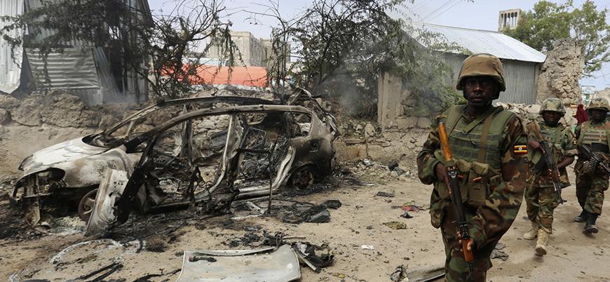 ABD'den Eş Şebab'a hava saldırısı: 60 ölü
