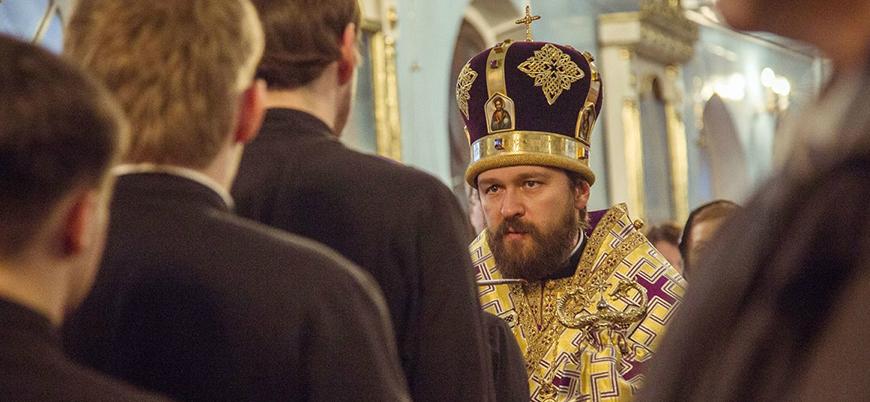 Rus Ortodoks Kilisesi: Türkiye'deki kiliselere gitmek günahtır
