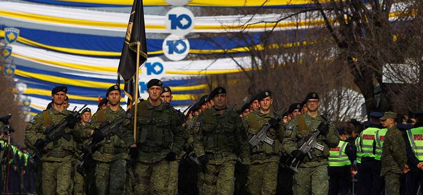 Kosova ordu kurmaya hazırlanıyor