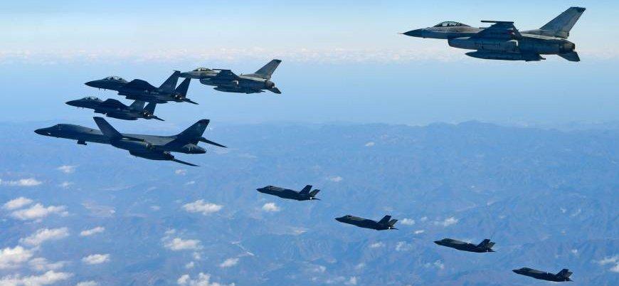 ABD ve Güney Kore askeri tatbikatı askıya aldı