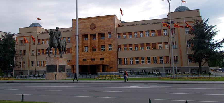 Makedonya Parlamentosundan 'isim değişikliğine' onay