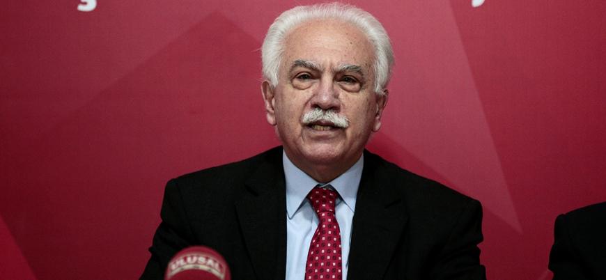 Perinçek: Türkiye Trump'ın tehdidine Şam'da büyükelçilik açarak yanıt vermeli