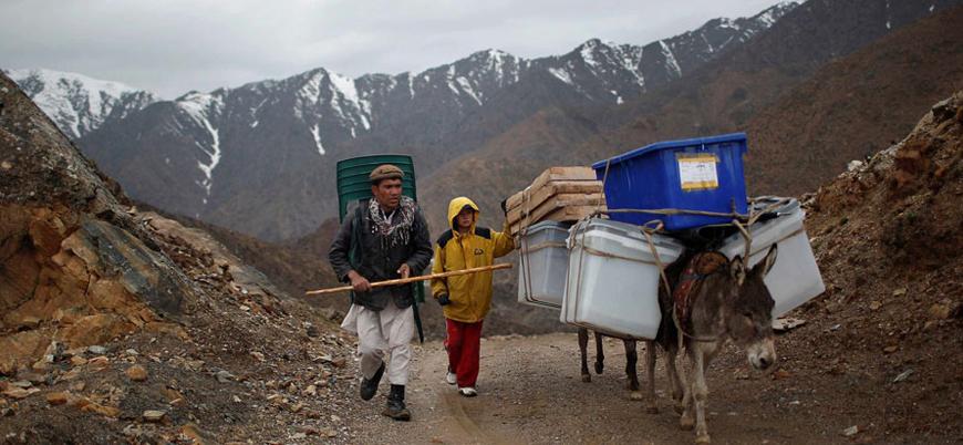 Afganistan'da seçim süresi uzatıldı