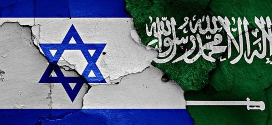 İsrail Genelkurmay Başkanı Suudi genelkurmayı ile görüştü