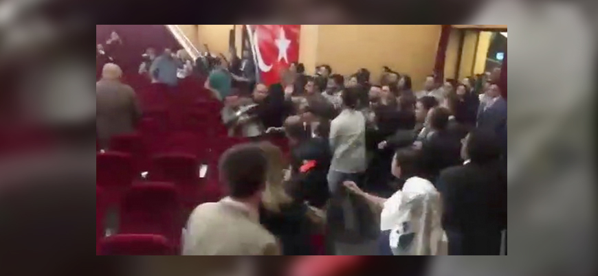 Ankara ve İstanbul'da dövüşlü Baro seçimleri