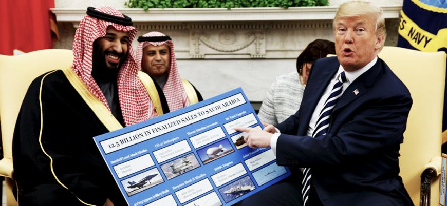 Trump, Muhammed bin Selman'ı övdü: İsrail'i korumaya yardım edecek başka kimsemiz yok