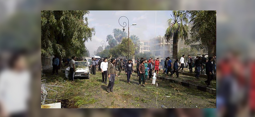 İdlib kent merkezinde bomba yüklü araç saldırısı