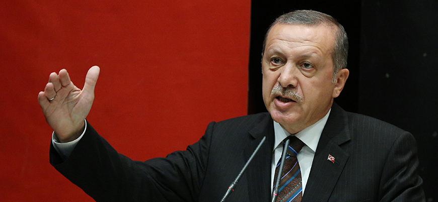 Erdoğan: Adaletin hızlı bir şekilde tecellisi için çalışmalarımız sürüyor
