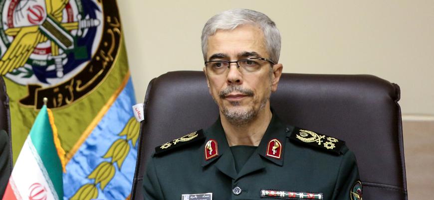 İran Genelkurmay Başkanı Bakıri: Pakistan Ceyş el Adl'e karşı tedbir almalı