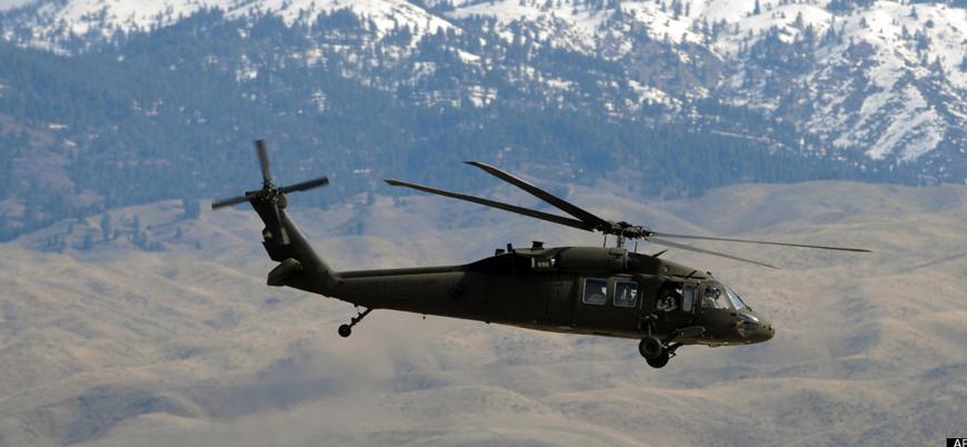"""""""Afganistan'da ABD helikopteri düşürüldü, onlarca asker öldü"""""""