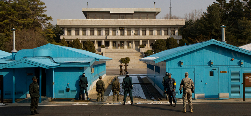 Dünyanın en fazla silahlandırılmış sınırı: Koreler arası bölge arındırılıyor