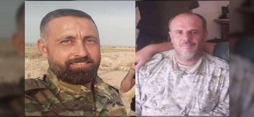 Suriye'de iki Hizbullah komutanı öldürüldü