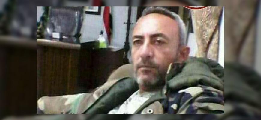 Esed rejimine bağlı milis güçlerin üst düzey lideri öldürüldü