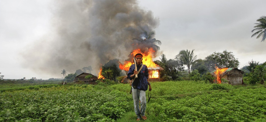 Avustralya'dan Myanmar'a 'Arakan katliamı' yaptırımı