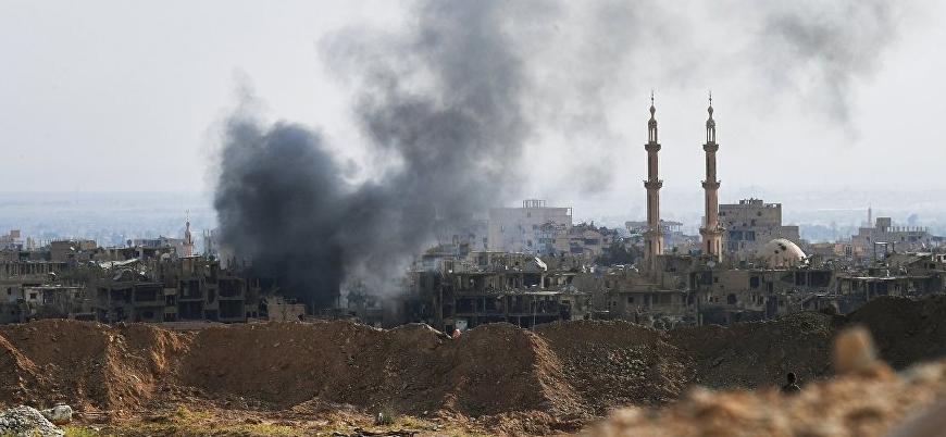 Pompeo: ABD'nin Suriye'deki savaşı bitmedi