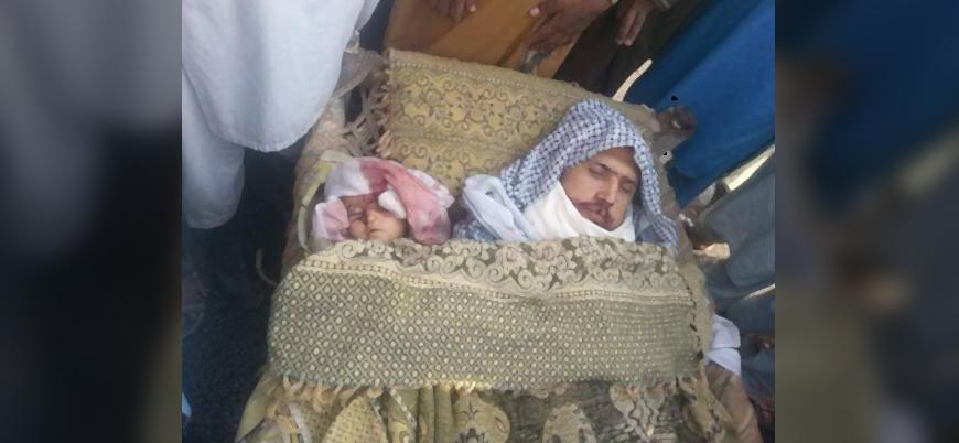 Aralarında 3 yaşında bir çocuk da var: ABD'den Afganistan'da sivil katliamı