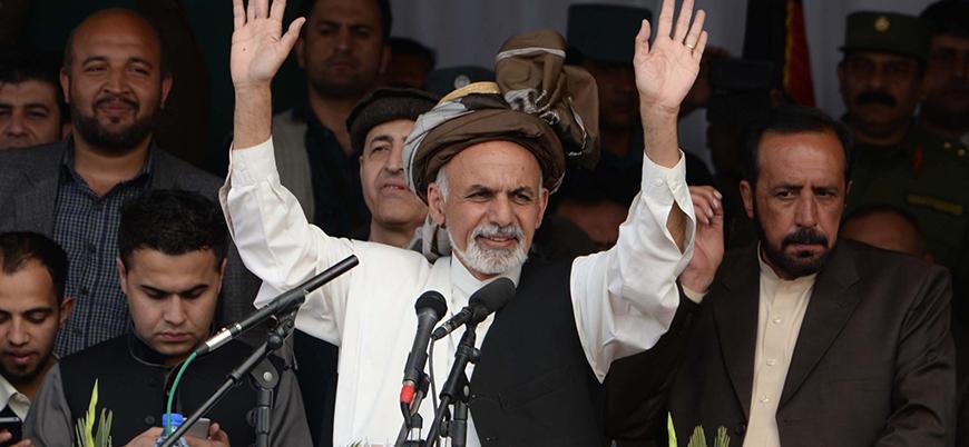 Afganistan Devlet Başkanı Gani: 5 yılda 45 bin güvenlik personelimiz öldü