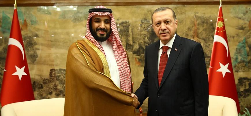 """""""Veliaht prensin kaderi Erdoğan'ın ellerinde"""""""