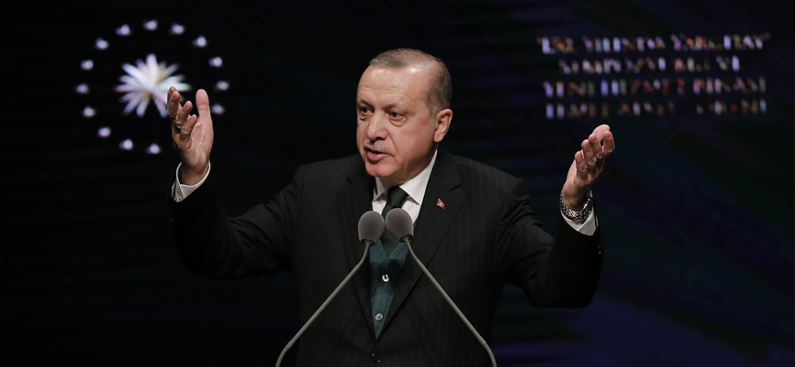 Erdoğan'dan 'Danıştay' tepkisi: Vatandaş sizi değil beni tokatlıyor