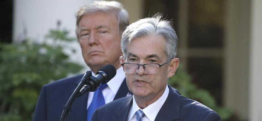 Trump Merkez Bankasının faiz arttırımını eleştirmeyi sürdürdü
