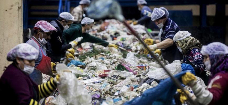 Türkiye İngiltere'den en fazla 'plastik çöp' ithal eden ülkeler arasına girdi