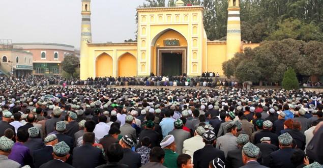 Çin 3 bin 500 camiyi yıktı