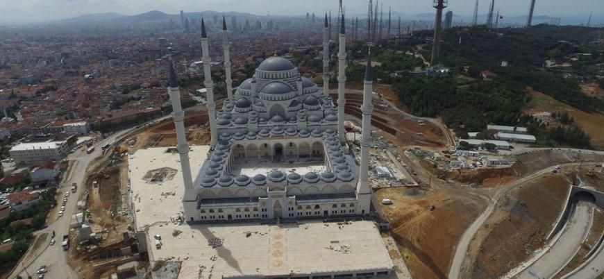 Çamlıca Camii'ni yapan firmadan konkordato kararı