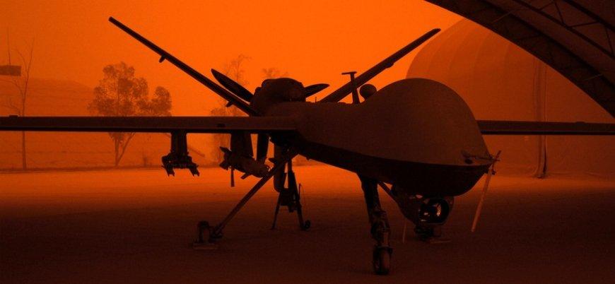 Taliban: Yabancı güçlere ait insansız hava aracı düşürdük