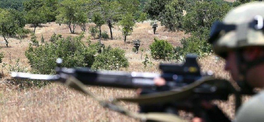 Bakan Akar: Üç yılda 14 bin 694 terörist etkisiz hale getirildi
