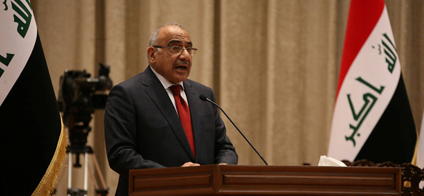 Irak'ta protestolar: Başbakan Abdulmehdi istifa etti