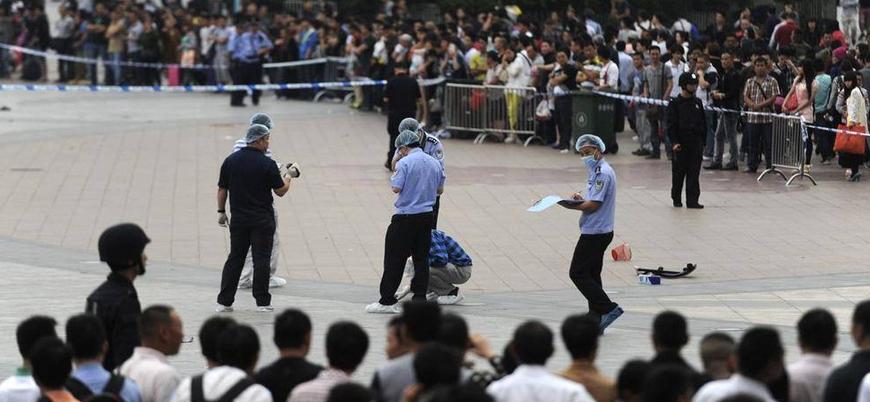 Çin'de anaokuluna bıçaklı saldırı: 14 yaralı