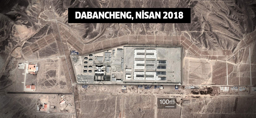 Çin'in Doğu Türkistan'daki toplama kampları