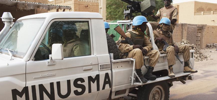 Mali'de BM askerlerine saldırılar: En az 2 ölü