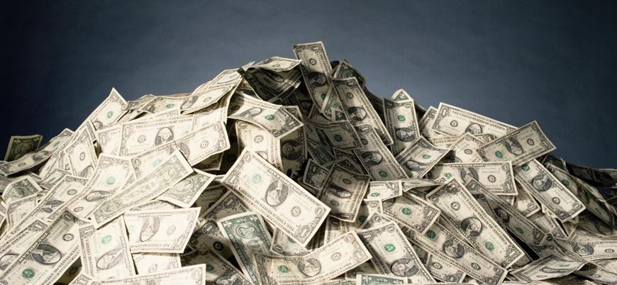 En zengin yüzde 1'lik kesiminin serveti dünyanın yüzde 99'undan daha çok