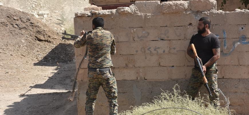 IŞİD'den Deyr ez Zor'da PKK'ya saldırı