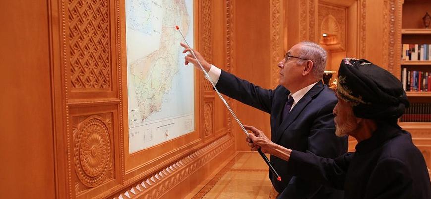 Netanyahu'nun Umman ziyareti ne anlama geliyor?
