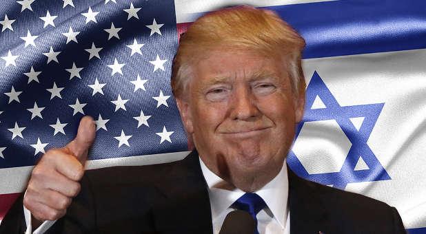 """Trump'tan İsrail'e """"ben gelene kadar güçlü ol"""" mesajı"""