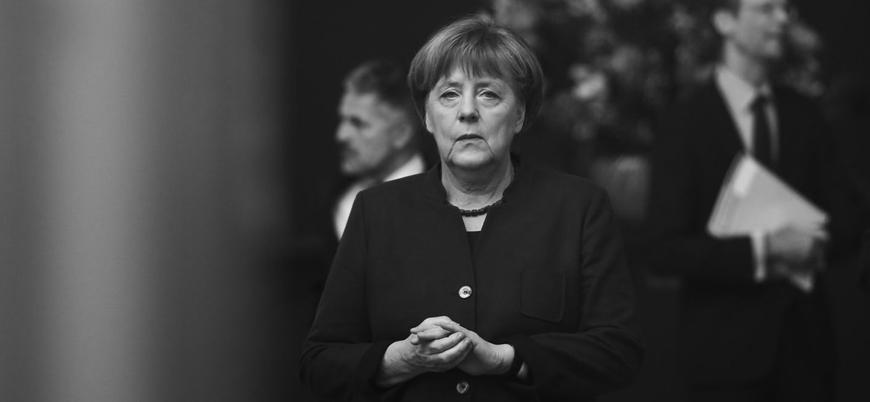 Almanya Başbakanı Merkel Barış Pınarı Harekatı'nı durdurma çağrısını yineledi