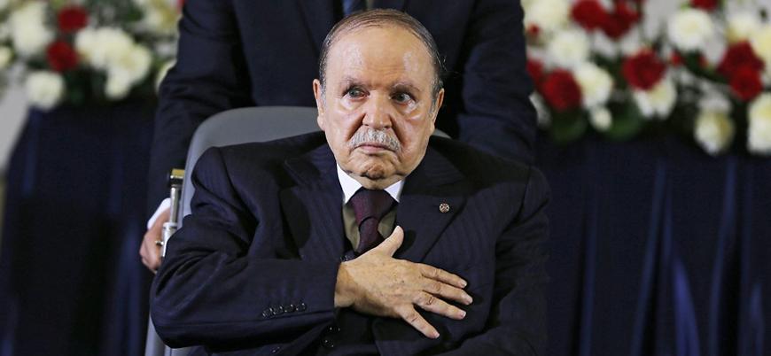 Cezayir'de 81 yaşındaki Buteflika 5. kez cumhurbaşkanı adayı