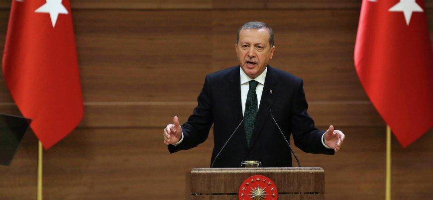Erdoğan'dan güvenli bölge mesajı: Planlar hazır dediğimizde dünya devleri bize gülücük atıyor
